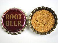 Vintage Root Birra Rosso Tappo Bottiglia Usa Soda Bottiglia Tappo -  - ebay.it