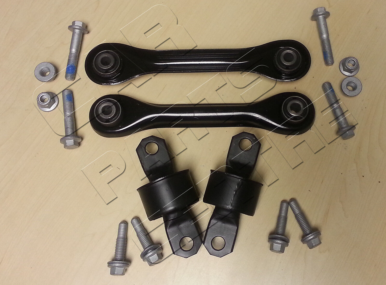 FOR FORD C-MAX CMAX FOCUS 2004 REAR SEMI TRAILING ARM ARMS FITTINGS BOLTS NUTS