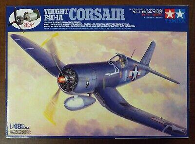 1/48 F4U-1A Vought Corsair Propeller Action OOP Tamiya 61502 Factory Seal MISB