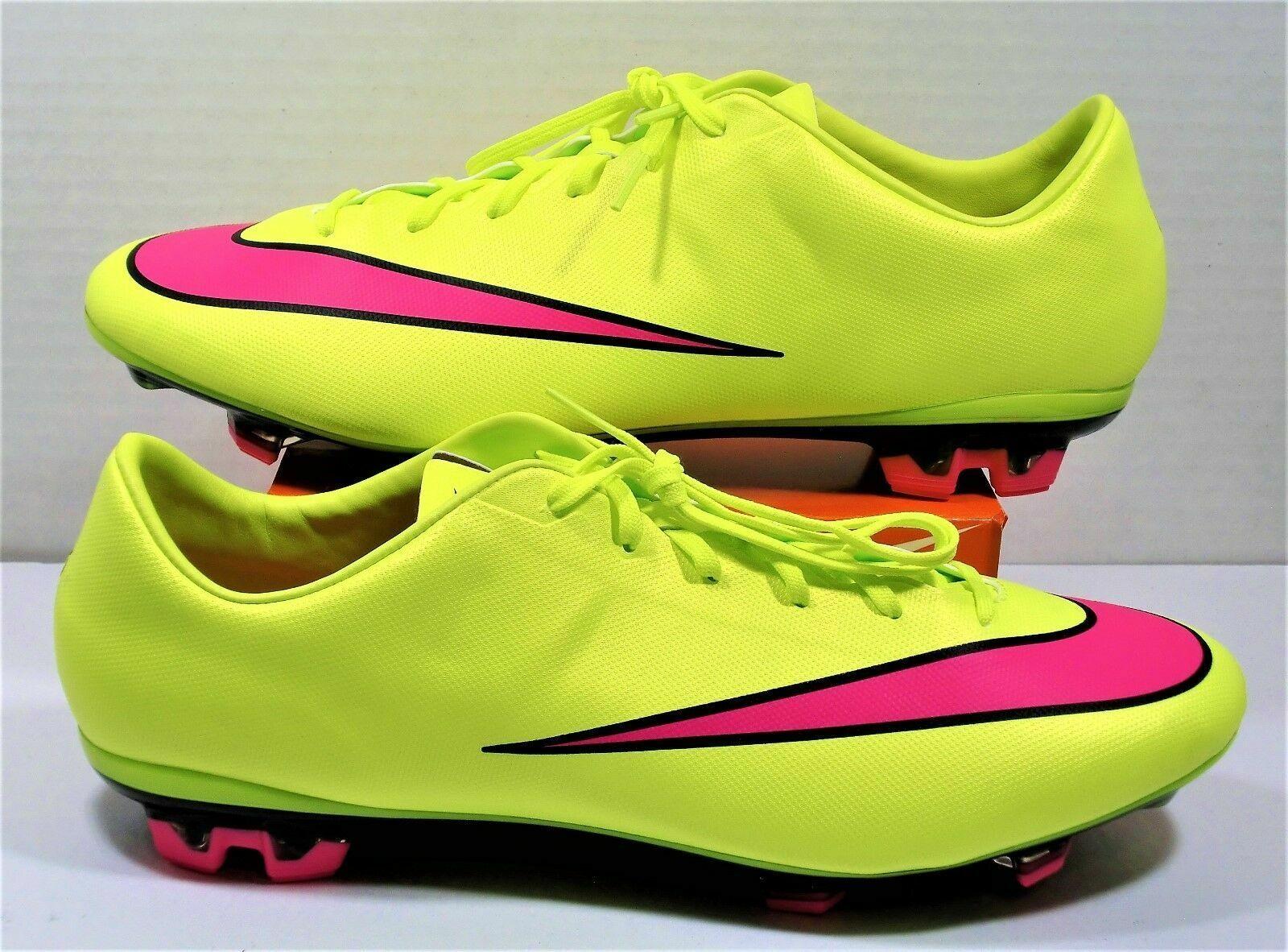 New Nike Mercurial Veloce II FG 11.5 Soccer football futbol Cleats shoes $130
