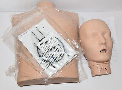 Prestan Adult Cpr Manikin With Feedback Medium Tone Pp-am-100m-ms Mannequin