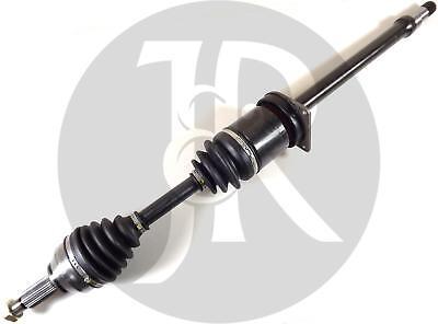 AJ-V6 Driveshaft JAGUAR X TYPE X400 2.1 Drive Shaft Rear Left 02 to 09 YB