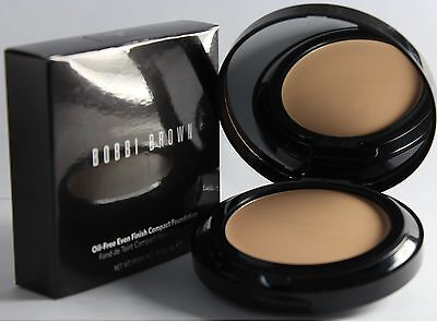 Bobbi Brown Oil-Free Even Finish Compact Foundation (Honey 5) 9g New In Box