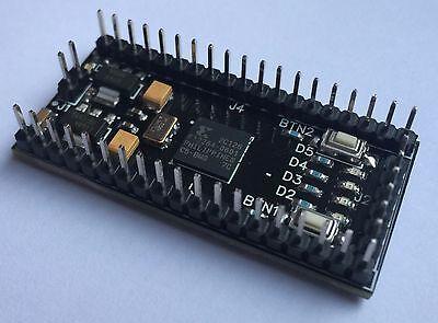 Coolrunner-2 Xilinx Cpld Module. Development Board Xmc2. Coolrunner-ii Xc2c128