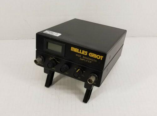 Melles Griot 13AMP005 Wide Bandwidth Transimpedance Amplifier