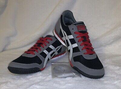 Onitsuka Tiger Ultimate 81 Black / Glacier Grey Men's Shoe size 10