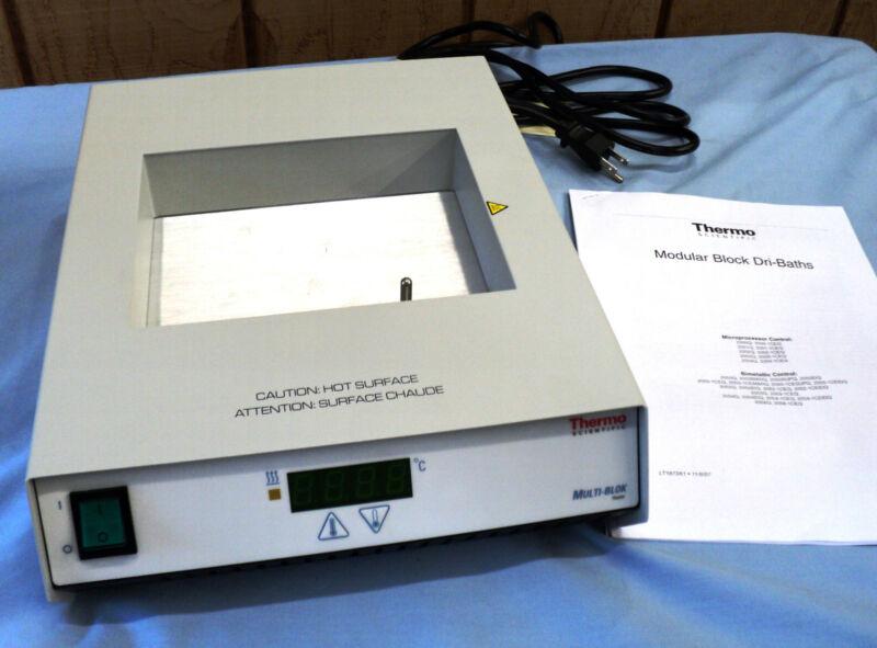 Thermo Scientific 2003Q Digital Multi-Block Heater, New, Never Used. 120V