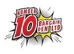 Number 10 Bargain Den LTD