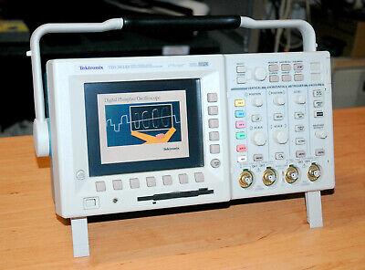 Tektronix Tds3014b Upgraded To Tds3054b Osciloskop 4x 500mhz