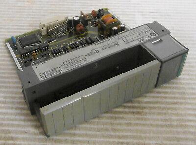 Allen-bradley Slc500 1746-ni4 Ser Analog Input Module Input Range -20ma To 20ma