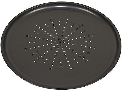 Round Pizza Tray Non Stick Baking Oven Tin 12