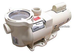 Pentair Pool Pump Motor Ebay