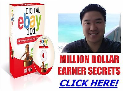 Ebay Business - Start Your Online Business - Learn From 1000000 Earner Bj Min