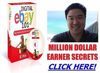 Make Money On Ebay - Million Dollar Earner - Online Business Internet Marketing