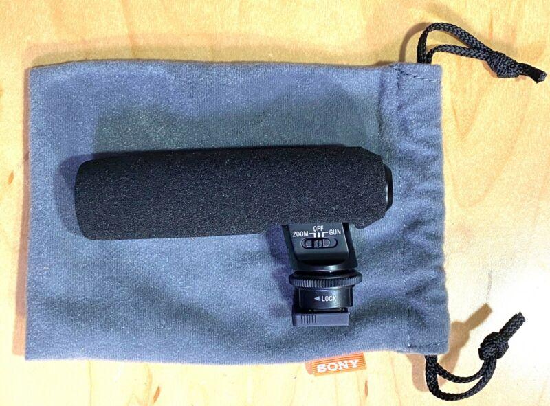 Sony ECM-GZ1M Shotgun Microphone