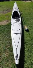 AS GOOD AS NEW EPIC 18X PERFORMANCE SPORT KAYAK AND EPIC PADDLE Vaucluse Eastern Suburbs Preview