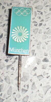 MÜNCHEN-OLYMPISCHE SPIELE 1972-inzwischen 47 JAHRE her-alte Nadel-3,7 cm -NA 85