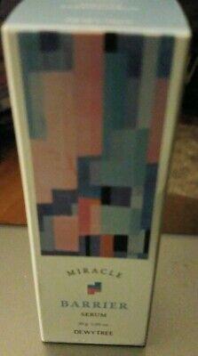 Dewytree Miracle Barrier Serum 1.05 oz NEW IN BOX