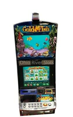"Slot Machine Williams Bluebird 1.5 ""Gold Fish"""