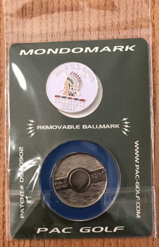 2018 US OPEN, Shinnecock Hills, MondoMark with Brooks Keopka BALL MARKER