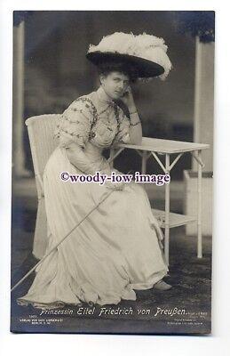 r1011 - German Royalty - Princess Eitel Friedrich of Prussia - postcard