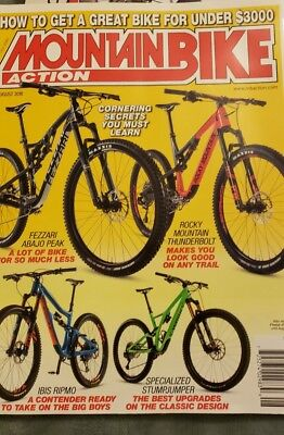 Mountain Bike Action Magazine September 2019 TDS Edition issue Mountain Bike Action Magazine