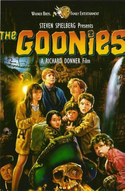 Paul Tuerpe signed auto The Goonies Movie Rare LOOK!