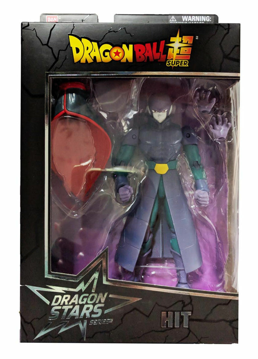 Dragon Ball Super Dragon Stars - Hit - Series 3 Action Figure Bandai