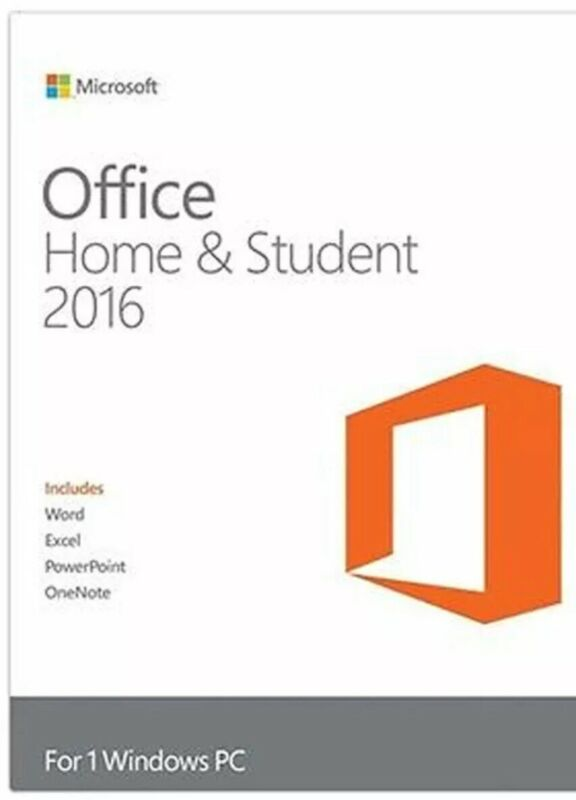 Office Home & Student 2016 (1 PC) Windows 79G-04416