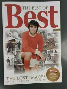 George best book the best of best, Manchester utd mufc man united football club