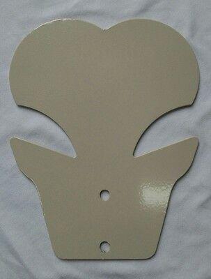 Powder Coating Powder Paint  70 Gloss  Platinum White  New 5 Lb.
