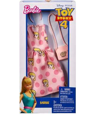 DISNEY TOY STORY 4 BARBIE BO PEEP OUTFIT - Bo Peep Outfit