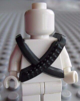 Lego Custom Bandolier Bullet Belt Minifigure Western Bandit