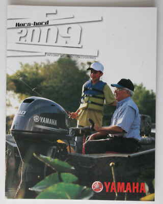 YAMAHA Outboards 2009 dealer brochure - French - Canada - ST2003000418