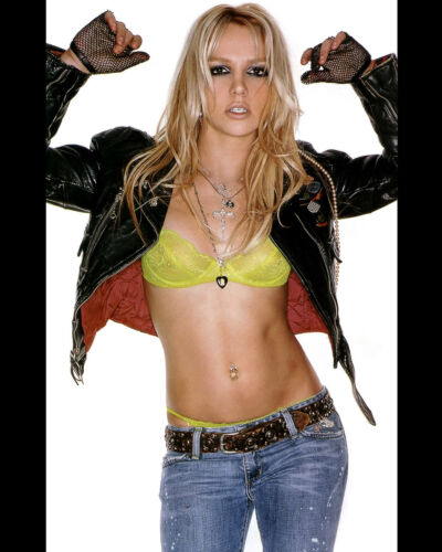 BRITNEY SPEARS 8X10 CELEBRITY PHOTO PICTURE HOT SEXY 154