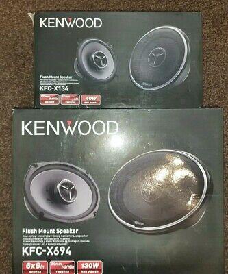 Kenwood KFC-X134 - 13 cm 5.25