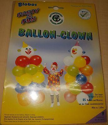 lles dabei zum selbstbauen) Höhe ca. 1,60m Kindergeburtstag (Clown Geburtstag)