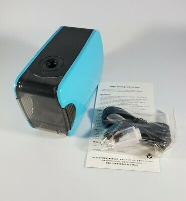 Automatic Electric Pencil Sharpener For Office School Battery Usb-powered
