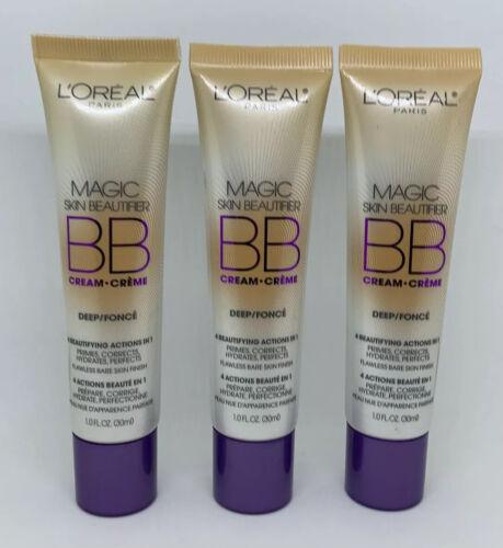 L'Oreal Paris Magic Skin Beautifier BB Cream SEALED 816 DEEP