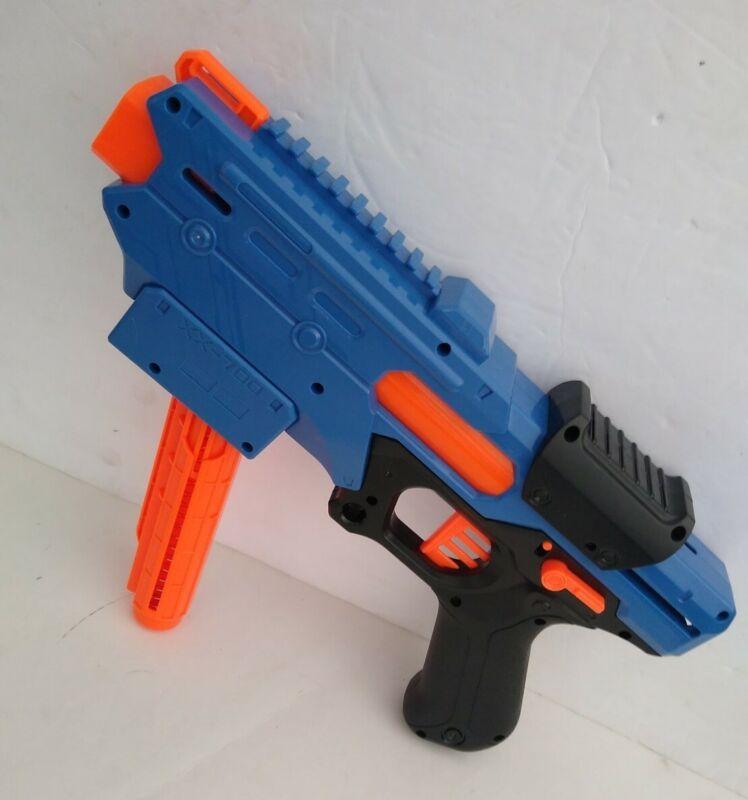 HASBRO NERF GUN BLASTER RIVAL FINISHER XX-700 w/ QUICK LOAD MAGAZINE