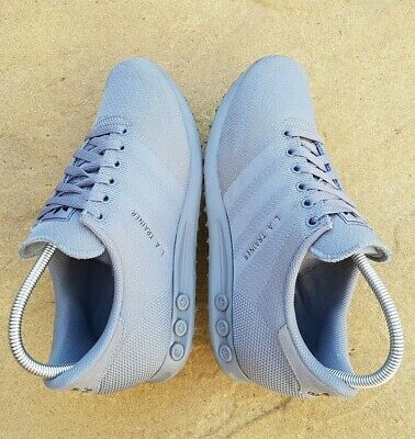 ****** ADIDAS ORIGINALS LA TRAINER WEAVE TRAINERS UK 9+BOX *****