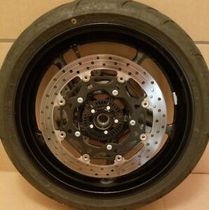 17-18 Yamaha R6 Front Wheel Rim
