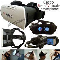 Casco Realta Virtuale Visore Game Occhiali Per Samsung Galaxy Grand Neo Plus I90 - samsung - ebay.it