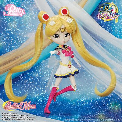 Pullip Super Sailor Moon fashion doll Groove in USA anime anniversary