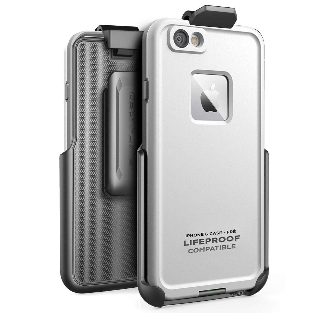 "LifeProof Waterproof FRE Case for  iPhone  6S 4.7"" Belt Clip"