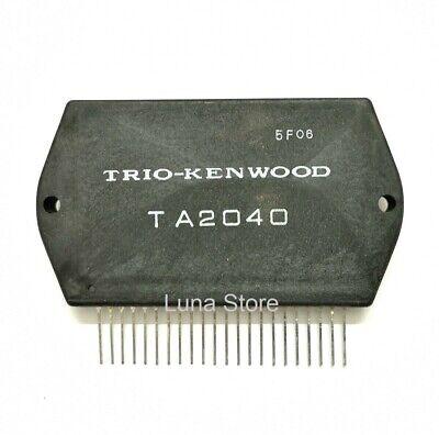 Circuito Integrado TA2040 - TRIO-KENWOOD - Amplificador De Potencia - 22 Pines