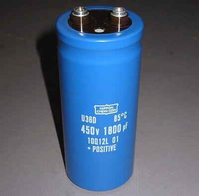 450v 1800uf Electrolytic Capacitors High-voltagenew In Box 60 Off Dist Price