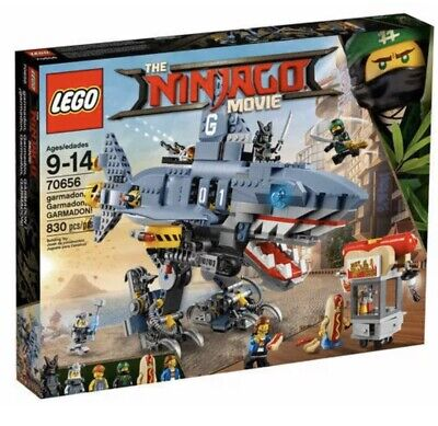 LEGO Ninjago garmadon, GARMADON! (70656) New In Box, 830 Pieces