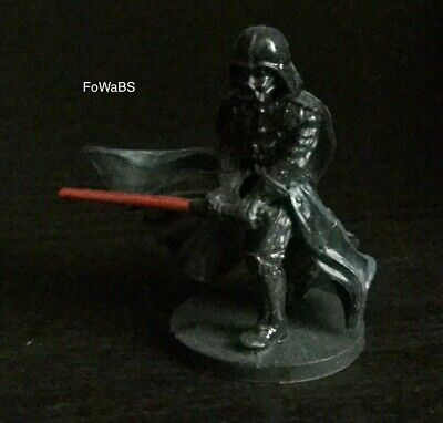 28mm Star Wars Miniature Darth Vader Imperial Assault Painted By FoWaBS