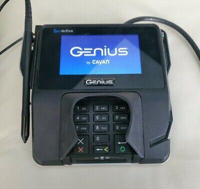 Verifone Mx915 Credit Card Payment Terminal M132-409-01r Rev 002